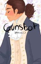 ~Gunshot~ | John Laurens x Reader by mintii_x