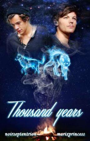 Thousand Years - Larry  by marixprincess