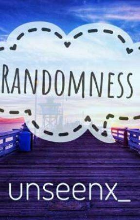 randomness by unseenx_