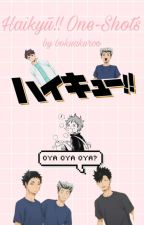 Haikyuu!! Oneshots [x Reader Stories] || slow updates by dazaimu
