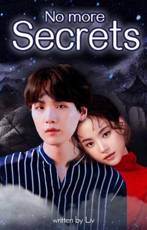 No more Secrets  // BTS Suga FF by LivOnLife