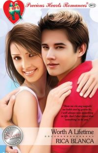 WORTH A LIFETIME by RICA BLANCA (Published by PHR) cover
