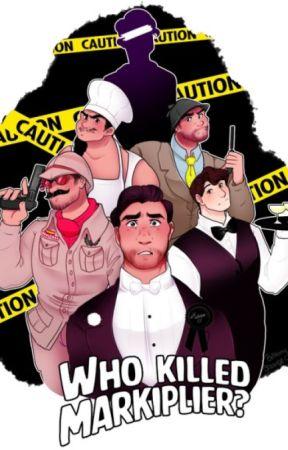 Ask and Dare: Who Killed Markiplier? by llxenoTrashll