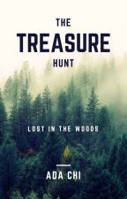 The Treasure Hunt #TheTreasureHunted by TheCurlyNerd