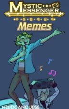 Mystic Messenger Memes by nerdcancurse