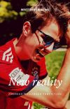 new reality | a.wellinger cover