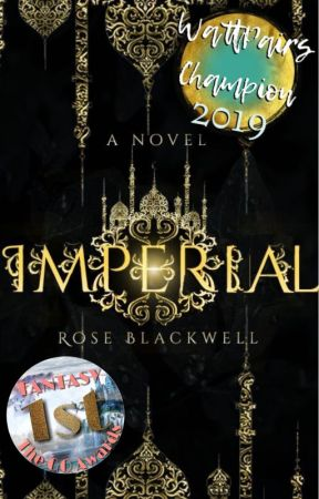 Imperial by PaintingTheRosesRed
