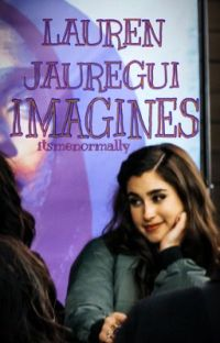 Lauren Jauregui Imagines  cover