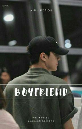 Boyfriend : Osh [On Revisi] by ucancallmeirene