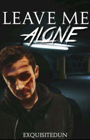 Leave Me Alone.. [Joshler] by exquisitedun