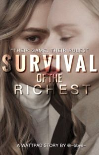 SURVIVAL OF THE RICHEST|2021 cover