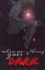 When Everything Goes Dark [SDR2 x Reader] [UNFINISHED] by lilxc-galaxy