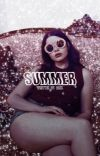 SUMMER,      fan casts. cover