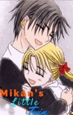 Mikan's Little Twin by al3m08