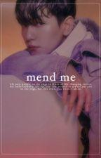 mend me | baekhyun by yangfvr
