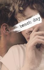 beach day | Percy Jackson + Will Solace -slow updates- by articg