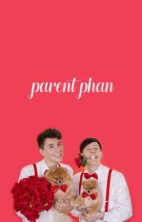parent phan  by alittlerayofphil