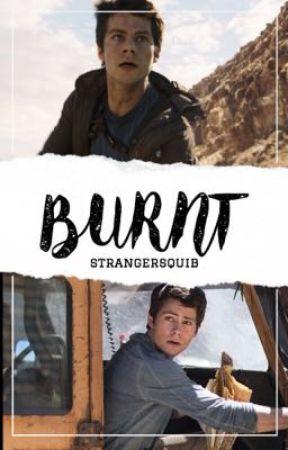 Burnt; TDC ➵ Thomas [DISCONTINUED] by strangersquib
