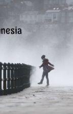 Amnesia (a Percy Jackson AU) by chestnutia