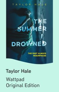 The Summer I Drowned (SEA GLASS) cover