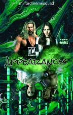 Appearances - A Kliq AU by MilfordMemeSquad