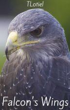 Falcon's Wings by TLotiel
