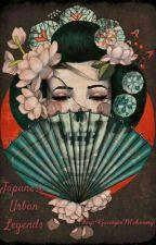 Japanese Urban Legends by GeorgieMckenny