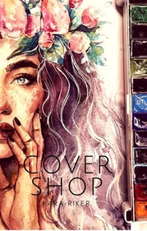 COVER SHOP-OPEN by blooming_lilac