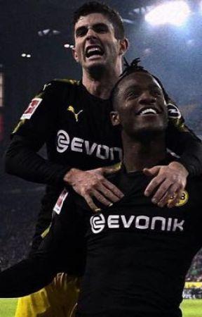 Dortmund Nights by saucyfutbolista