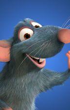 Ratatouille x Rat!Reader by TinOwO