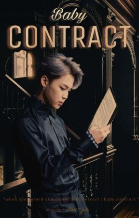 『 baby contract  + pjm 』COMPLETED by dwe-jin