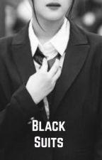 Black Suits (DREAMCATCHER) by AJandL