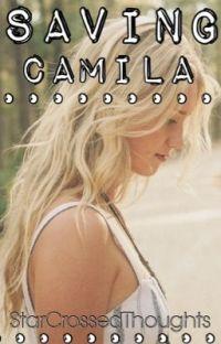 Saving Camila cover