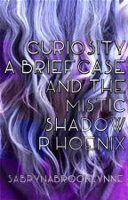 CURIOSITY, A BRIEFCASE, AND THE MYSTIC SHADOW PHOENIX  by sabrynabrooklynne