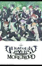 Lovelust (Diabolical Lovers X Reader X Cross Overs) by Neko-Girl05