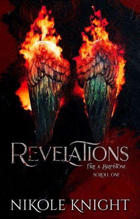 Revelations: Fire & Brimstone Scroll 1 by NikoleKnight