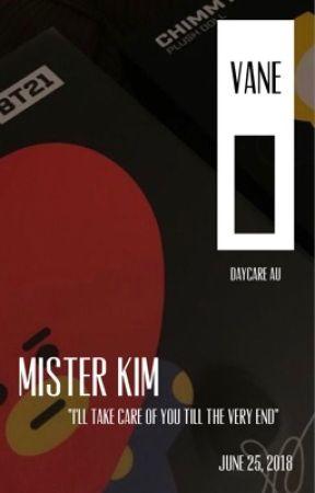 Mister Kim  by namjoonshaven
