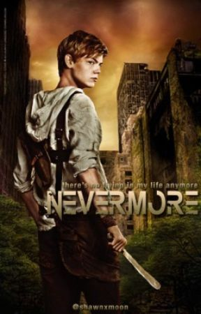 Nevermore -Newt by Shawnxmoon