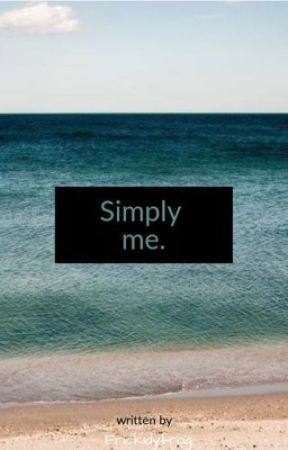 Simply me. by Frickidyfrog