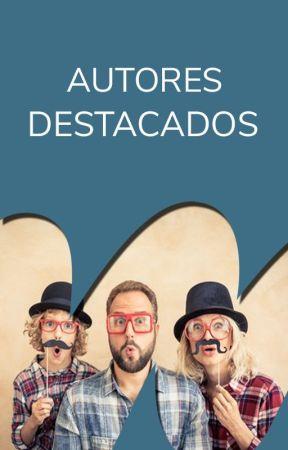 Autores Destacados by WattpadHumorES