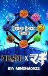 Grand Magic Games: Fairy Tail X Magi Crossover cover
