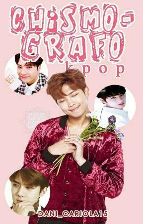Chismógrafo Kpop by JaemNoJeno