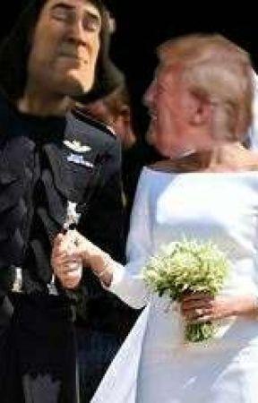 Donald Trump x Lord Farquaad by nicniac