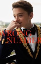 Noah Schnapp- wrong number by trenchedpilots