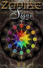 Zodiac Signs by Roku_Miyazawa