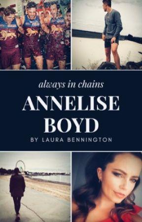 Annelise Boyd | Rewrite by JLAWBENN