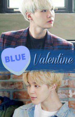「 Blue Valentine 」YoonMin  by SophiePark_