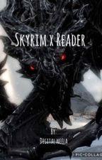 Skyrim X Readers  by DigitalNeela