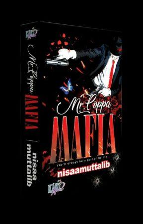 MR POPPA MAFIA (TAJUK ASAL: MR DADDY MAFIA | TERBIT 2021 | ARS •7• by nisaamuttalib