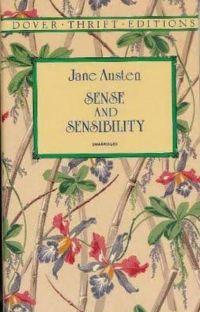 Sentido y Sensibilidad  Jane Austen cover
